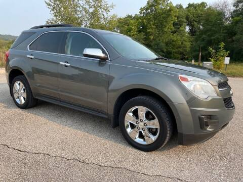 2013 Chevrolet Equinox for sale at Kuhn Enterprises, Inc. in Fort Atkinson IA