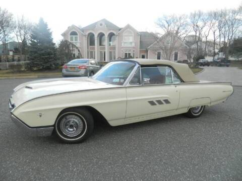1963 Ford Thunderbird for sale at Classic Car Deals in Cadillac MI