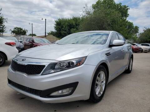 2013 Kia Optima for sale at Star Autogroup, LLC in Grand Prairie TX