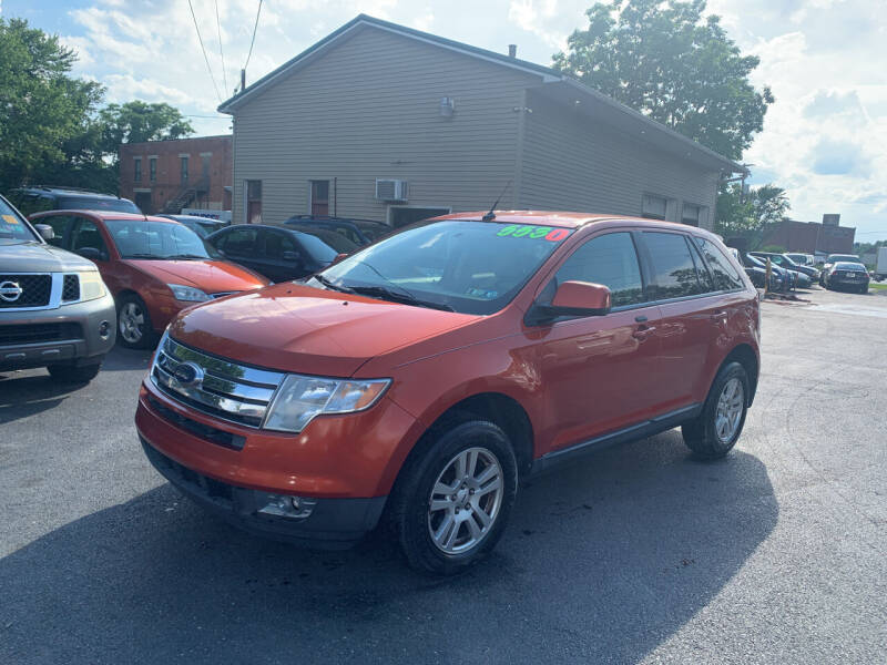 2008 Ford Edge for sale at Roy's Auto Sales in Harrisburg PA