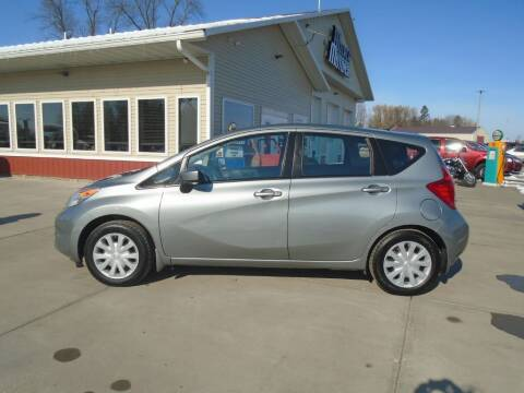 2015 Nissan Versa Note for sale at Milaca Motors in Milaca MN