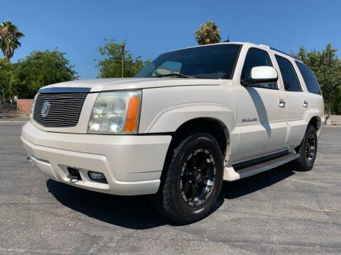 2002 Cadillac Escalade for sale at 707 Motors in Fairfield CA