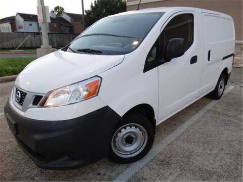 2017 Nissan NV200 for sale at Abe Motors in Houston TX