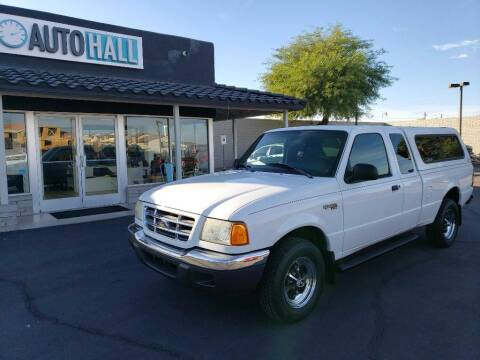 2002 Ford Ranger for sale at Auto Hall in Chandler AZ