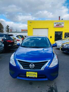 2015 Nissan Versa for sale at Hartford Auto Center in Hartford CT