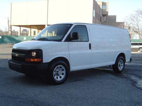 2014 Chevrolet Express Cargo for sale at Reliable Car-N-Care in Staten Island NY