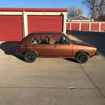 1980 Volkswagen Rabbit for sale at Classic Car Deals in Cadillac MI