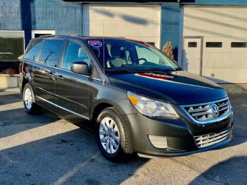 2012 Volkswagen Routan for sale at Saugus Auto Mall in Saugus MA