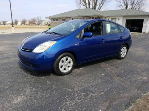 2008 Toyota Prius for sale at CALDERONE CAR & TRUCK in Whiteland IN