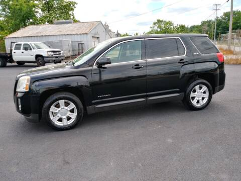 2013 GMC Terrain for sale at Big Boys Auto Sales in Russellville KY