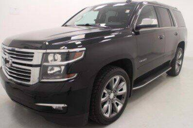 2018 Chevrolet Tahoe for sale at Rizza Buick GMC Cadillac in Tinley Park IL