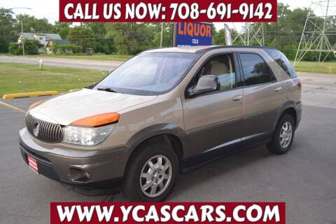 2004 Buick Rendezvous for sale at Your Choice Autos - Crestwood in Crestwood IL