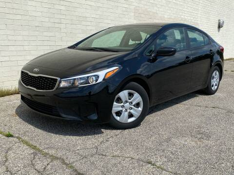 2017 Kia Forte for sale at Samuel's Auto Sales in Indianapolis IN