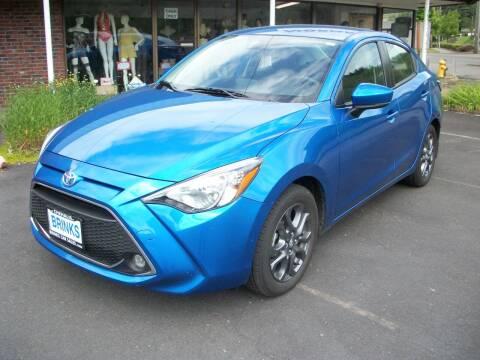 2019 Toyota Yaris for sale at Brinks Car Sales in Chehalis WA