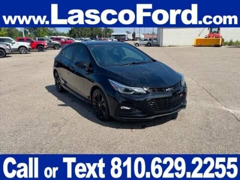 2018 Chevrolet Cruze for sale at LASCO FORD in Fenton MI