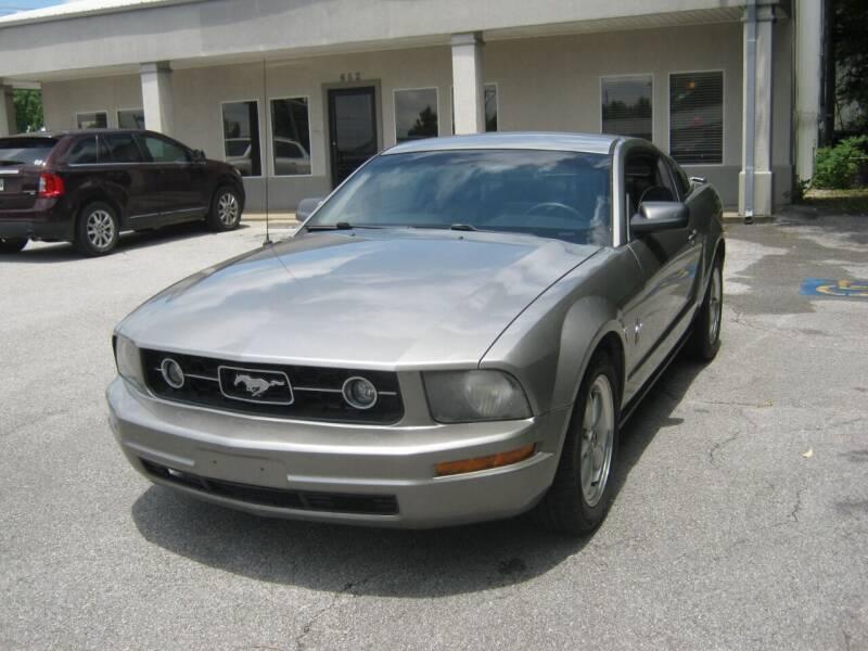 2008 Ford Mustang for sale at Premier Motor Co in Springdale AR