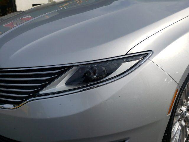 2014 Lincoln MKZ 8