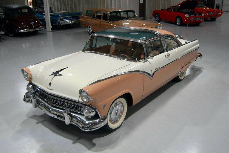 1955 Ford Crown Victoria for sale in Rogers, MN