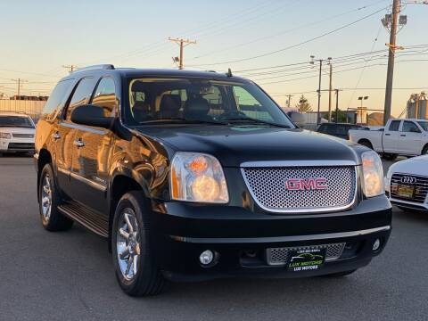 2011 GMC Yukon for sale at Lux Motors in Tacoma WA