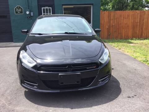 2013 Dodge Dart for sale at Last Frontier Inc in Blairstown NJ