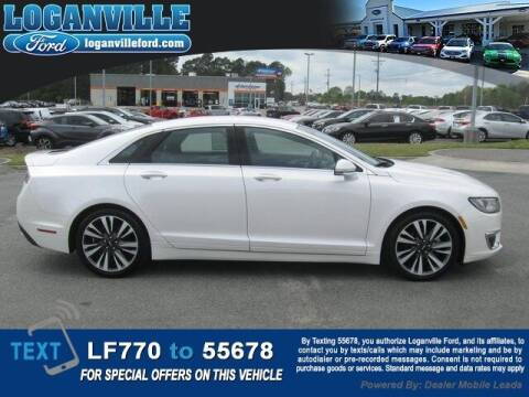 2017 Lincoln MKZ for sale at Loganville Quick Lane and Tire Center in Loganville GA