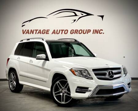 2014 Mercedes-Benz GLK for sale at Vantage Auto Group Inc in Fresno CA