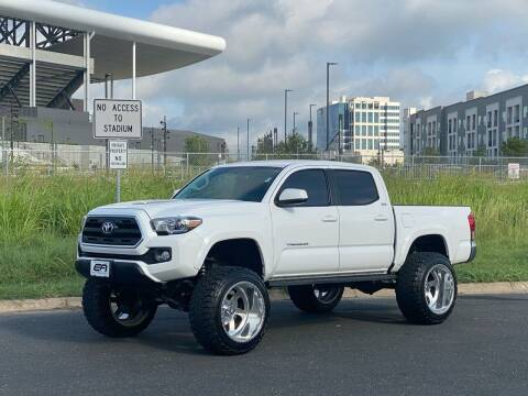 2017 Toyota Tacoma for sale at EA Motorgroup in Austin TX