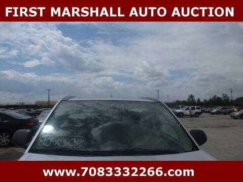 2004 Saturn Vue for sale at First Marshall Auto Auction in Harvey IL
