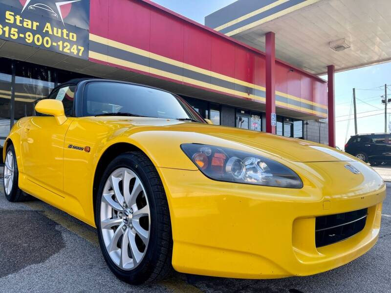 2007 Honda S2000 for sale at Star Auto Inc. in Murfreesboro TN