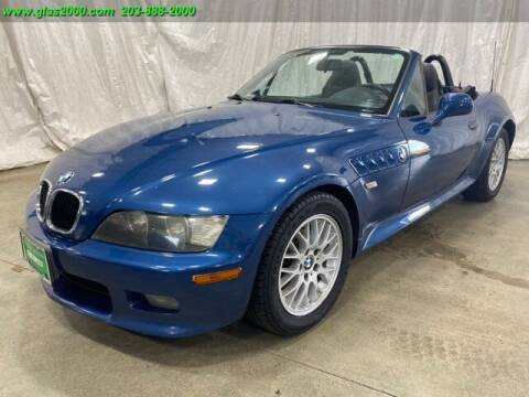 2002 BMW Z3 for sale at Green Light Auto Sales LLC in Bethany CT