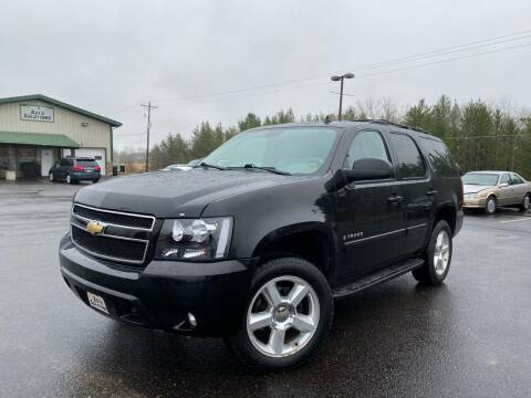 2008 Chevrolet Tahoe for sale at Lakes Area Auto Solutions in Baxter MN