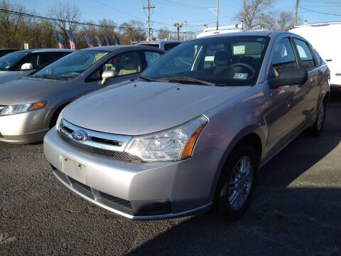 2010 Ford Focus for sale at P J McCafferty Inc in Langhorne PA