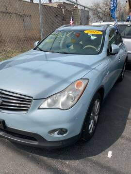 2011 Infiniti EX35 for sale at Best Cars R Us LLC in Irvington NJ