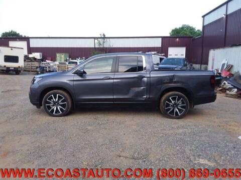 2020 Honda Ridgeline for sale at East Coast Auto Source Inc. in Bedford VA
