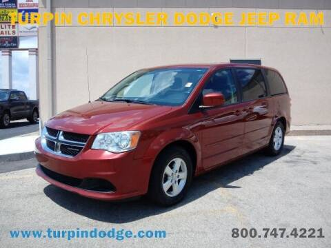 2011 Dodge Grand Caravan for sale at Turpin Dodge Chrysler Jeep Ram in Dubuque IA