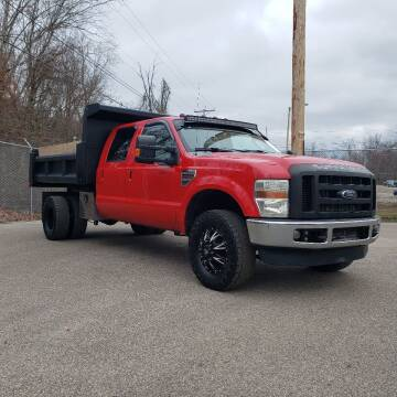 2008 Ford F-350 Super Duty for sale at Ona Used Auto Sales in Ona WV