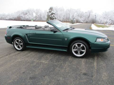 2002 Ford Mustang for sale at Crossroads Used Cars Inc. in Tremont IL
