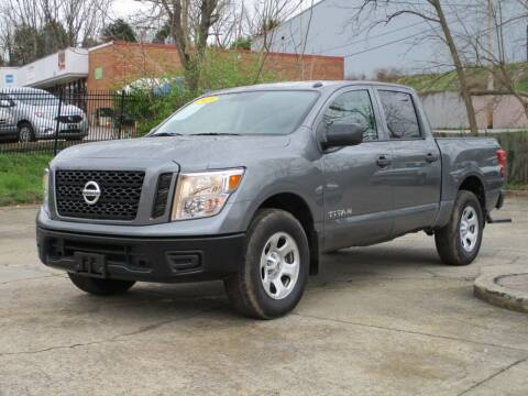 2019 Nissan Titan for sale at A & A IMPORTS OF TN in Madison TN