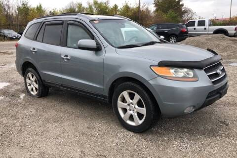 2007 Hyundai Santa Fe for sale at WEINLE MOTORSPORTS in Cleves OH