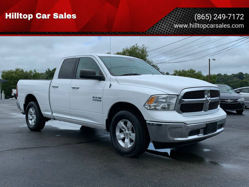 2014 RAM Ram Pickup 1500 for sale at Hilltop Car Sales in Knox TN