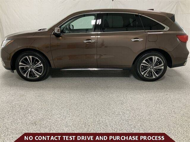 2020 Acura MDX for sale at Brothers Auto Sales in Sioux Falls SD