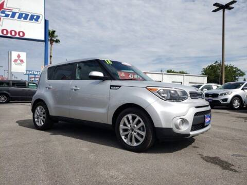 2018 Kia Soul for sale at All Star Mitsubishi in Corpus Christi TX