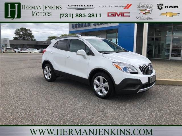 2016 Buick Encore for sale at Herman Jenkins Used Cars in Union City TN