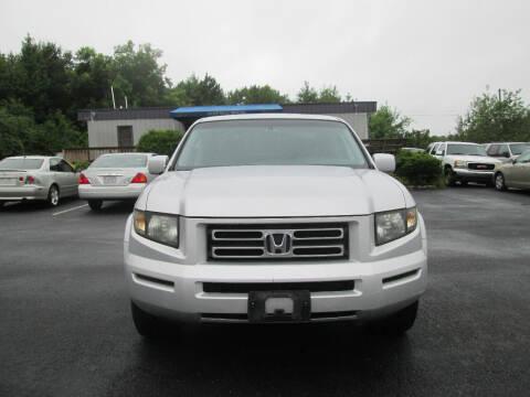 2008 Honda Ridgeline for sale at Olde Mill Motors in Angier NC