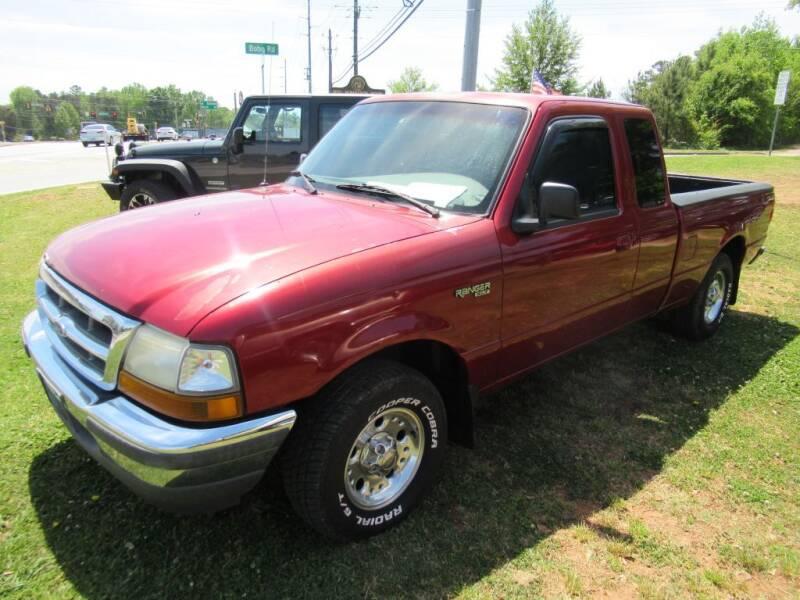 1998 Ford Ranger for sale at Dallas Auto Mart in Dallas GA