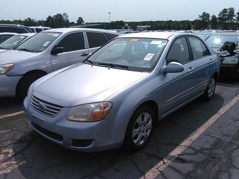 2007 Kia Spectra for sale at Penn American Motors LLC in Emmaus PA