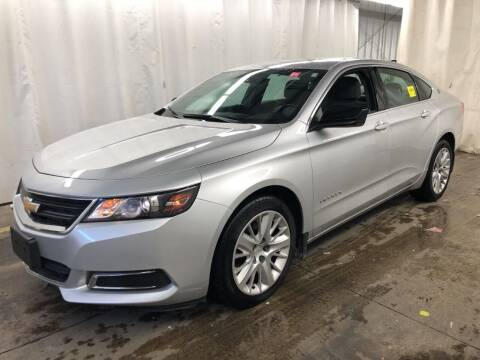 2017 Chevrolet Impala for sale at Car Stars in Elmhurst IL