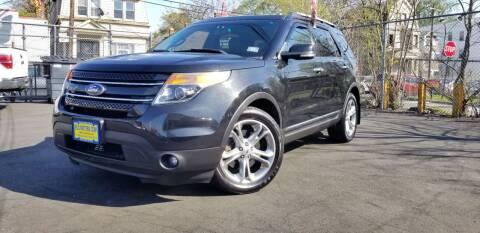 2013 Ford Explorer for sale at Elis Motors in Irvington NJ
