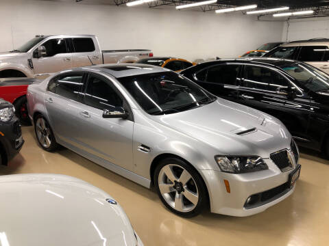 2009 Pontiac G8 for sale at Fox Valley Motorworks in Lake In The Hills IL