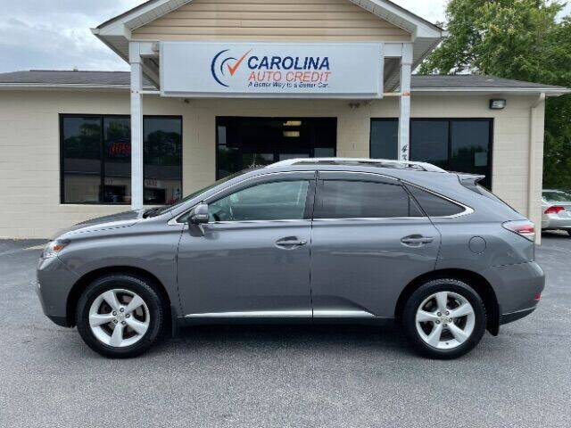 2014 Lexus RX 350 for sale at Carolina Auto Credit in Youngsville NC
